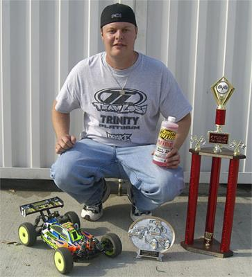 Adam Drake wins Kyosho Fall Classic