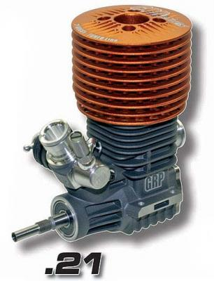 GRP Engine Line-up