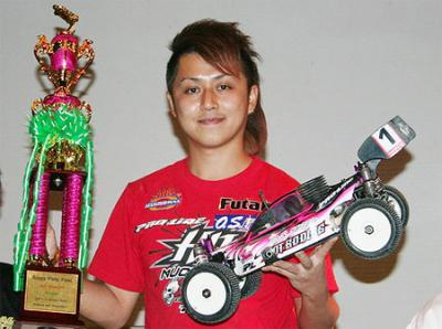 Hara wins Thai Buggy Party final Rd