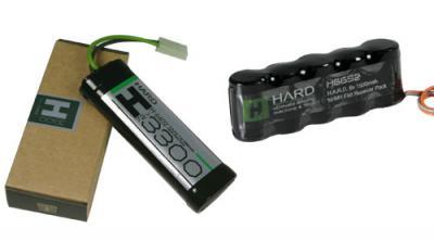 HARD Racing NiMH battery packs