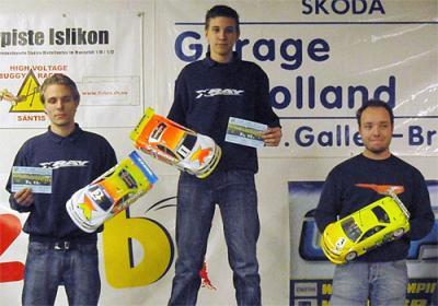 Sacha Lnenicka wins Rd2 LRP Islikon Masters