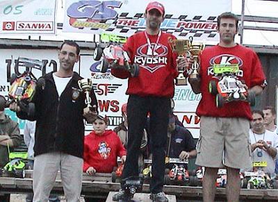 Yaniv Sivan wins 2008 Israeli League Rd2