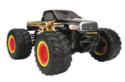 Losi 1/18 Rammunition Monster Truck