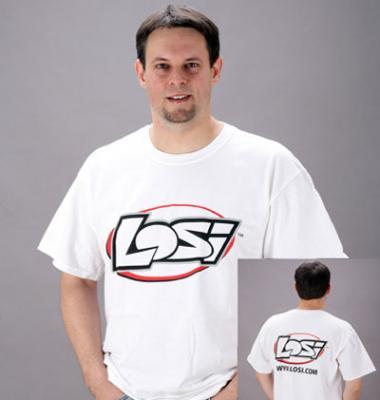 Losi white T-shirt