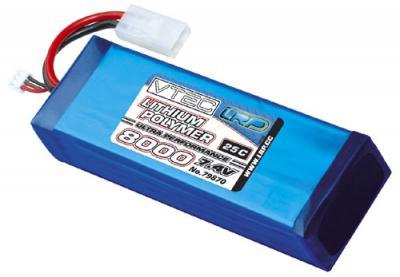 LRP VTEC 8000mAh LiPo pack
