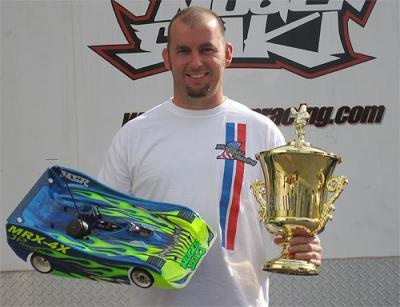 Mike Swauger joins JP Racing