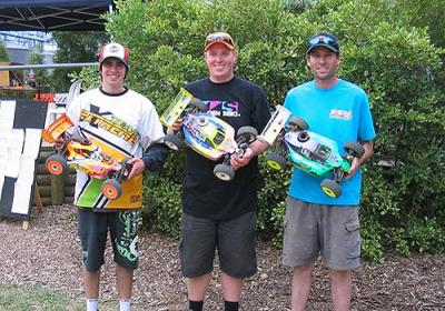 Walker & Brimmer claim 2007 NZ titles