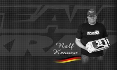 Ralf Krause joins Team Xray