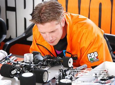 Rick V joins JP Racing