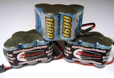 Slingshot Batteries E Power cells