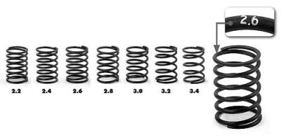 Xray Ultimate Matched Racing springs