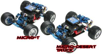 3 Racing Losi Micro-T Extended version