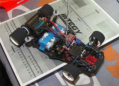 Team Associated RC12R 1/12th scale