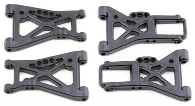 Associated TC5 hard suspension components