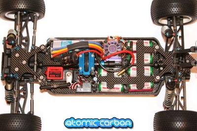 Atomic Carbon B44 option parts