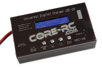Core RC UDC20 & UDC10 Chargers