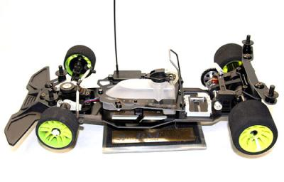 DXF Competition 1/8 Classic chassis