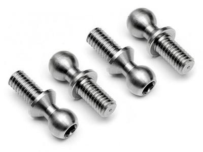 Edit RC Titanium ball studs