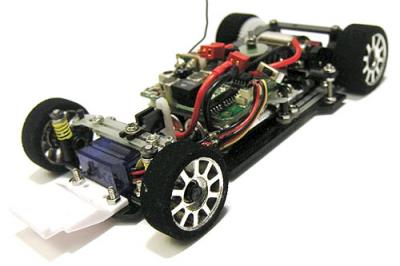 Greyscale Racing MRCG chassis