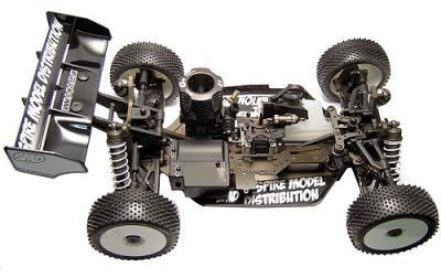 HongNor Racing X1CR FT BB Buggy