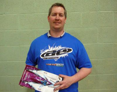 Keith Robertson wins BRCA 1/12th Nats