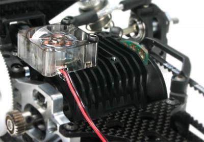 K-Factory Motor Cooling Head & Fan Set