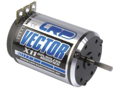 LRP Vector X11 BL 3.0T & 8.5T motors