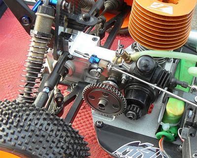 MAD Racing IDEA 4×2 Buggy