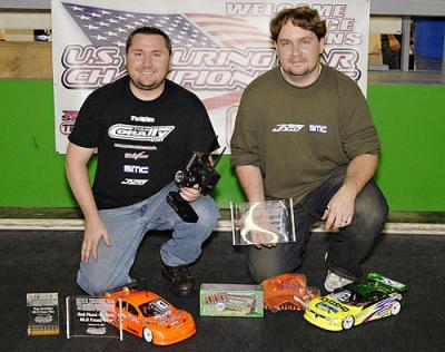 Blackstock & Cyrul take Novak race wins