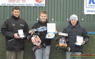 Boots wins Novarossi Winter Series Rd4