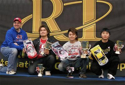 Atsushi Hara wins 2008 R1 GP