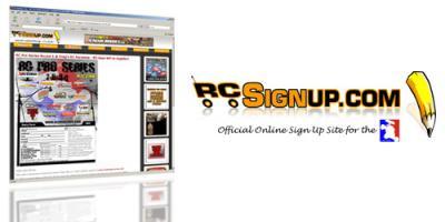 RCSignup.com & RC Pro Online Registration