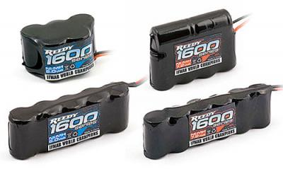 Reedy 1600 Receiver & Micro packs