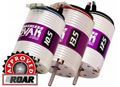 ROAR Legalise BL Motors for Stock