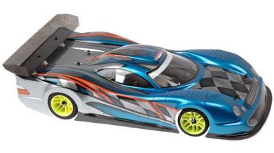 Serpent CLK & 350Z 1/8th GT bodies