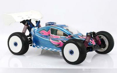 SH Engines Z-Car 1/8 scale Buggy