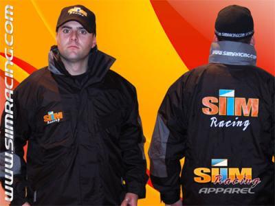Siim Racing merchandising range
