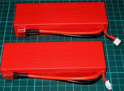 SMC 4000 & 5000 Hard case Lipos