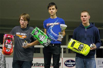 Hagberg wins Swedish Christmas Race