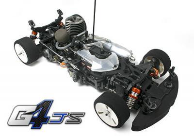 Team Magic G4JS Gas Touring Car