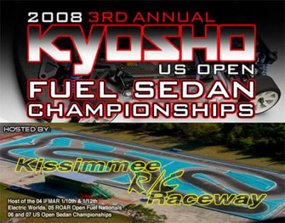 2008 US Open Fuel Sedan Champs