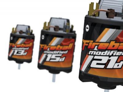 Venom Fireball Modified motors