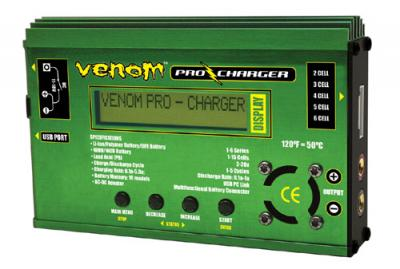 Venom Multi-Function Pro Charger
