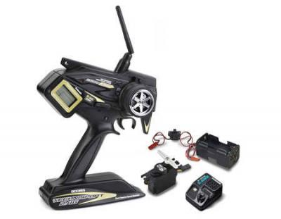 Acoms Technisport 2.4GHz radio system