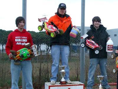 Robert Batlle wins Catalunya Rd1