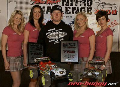 Cavalieri sweeps the Dirt Nitro Challenge