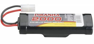 Duratrax Piranha 2000mAh 8.4V packs