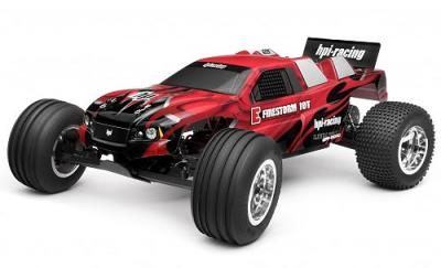 HPI Racing E-Firestorm Brushless