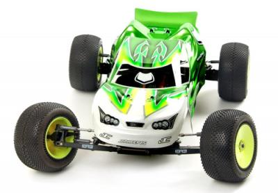 JConcepts Illuzion XXX-T CR body