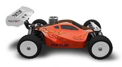 Piktor Rush 2 1/8th scale buggy